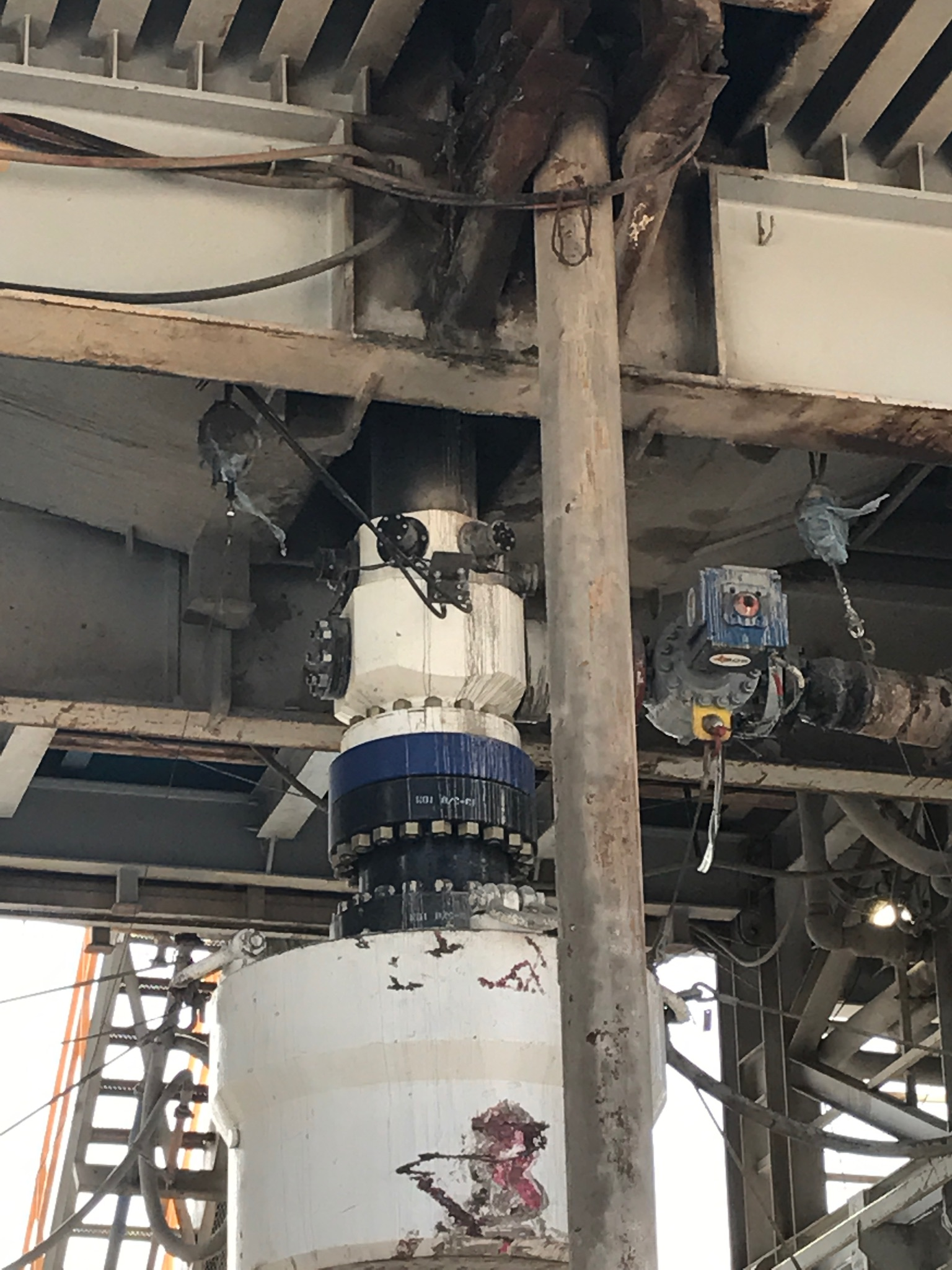 Managed Pressure Drilling Device in Odessa, TX
