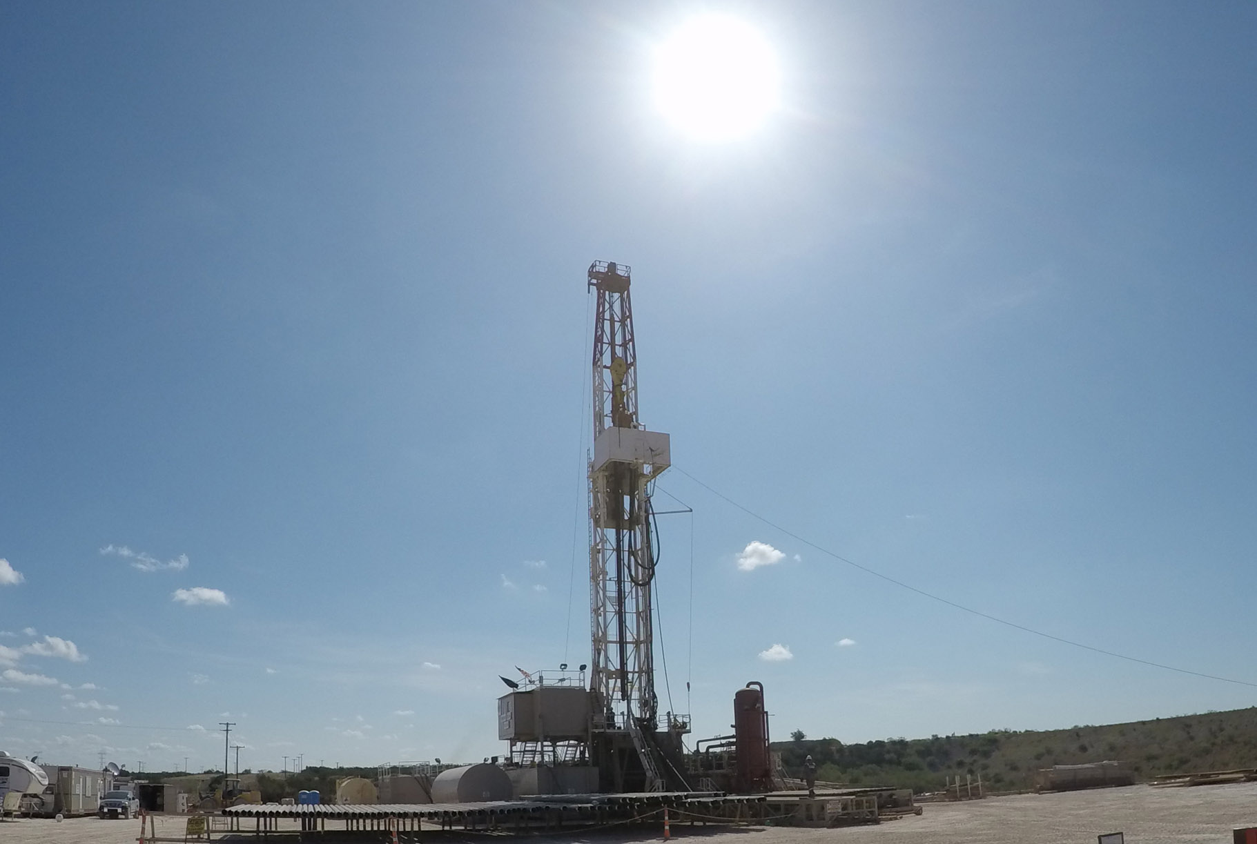Managed Pressure Drilling Device in Midland, TX